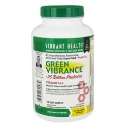 Vibrant Health Green Vibrance Version 14 0 240 Vegetarian Capsules