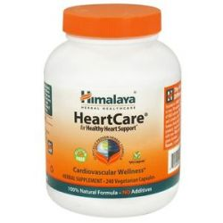Himalaya Herbal Healthcare Heartcare for Healthy Heart Support 240