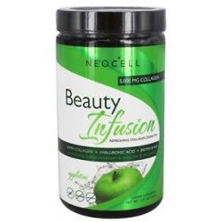 Neocell Laboratories Beauty Infusion Refreshing Collagen Drink Mix Appletini