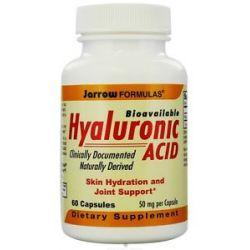 JARROW Formulas Hyaluronic Acid 50 MG 60 Capsules