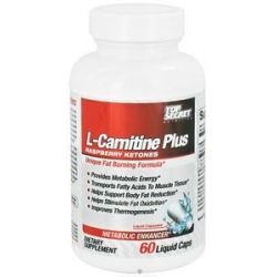 Top Secret Nutrition L Carnitine Plus Raspberry Ketones Metabolic Enhancer