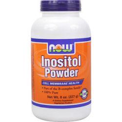 Now Foods Inositol Powder 8 Oz