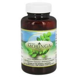 Dead Sea Moringa 100 Moringa Oleifera 120 Vegetarian Capsules