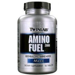 Twinlab Amino Fuel 2000 50 Tablets