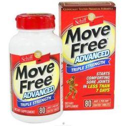 Schiff Move Free Advanced 80 Tablets
