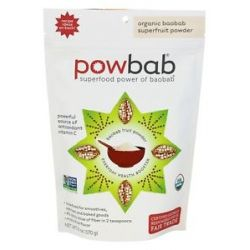 Powbab Organic Baobab Superfruit 6 Oz