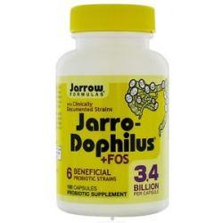 JARROW Formulas Jarro Dophilus FOS 100 Capsules