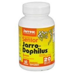 JARROW Formulas Senior Jarro Dophilus 60 Capsules