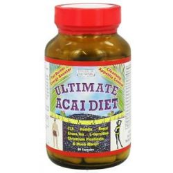 Only Natural Ultimate Acai Diet 90 Capsules