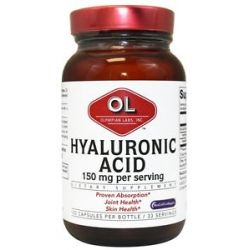 Olympian Labs Hyaluronic Acid 100 Capsules