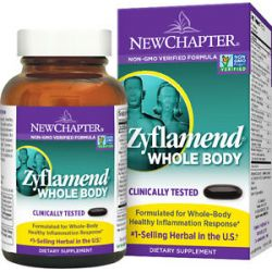 New Chapter Zyflamend Whole Body 60 Softgels