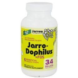 JARROW Formulas Jarro Dophilus FOS 300 Capsules