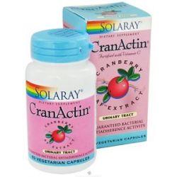 Solaray Cranactin Cranberry AF Extract 400 MG 60 Capsules 076280084221