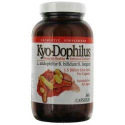 Kyolic Kyo Dophilus Probiotic 360 Capsules