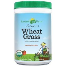 Amazing Grass Wheat Grass Powder 60 Servings 17 Oz