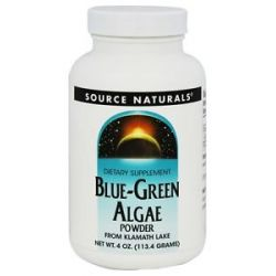 Source Naturals Blue Green Algae Powder 4 Oz