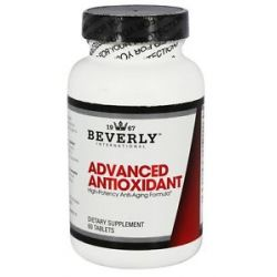 Beverly International Advanced Antioxidant 60 Tablets