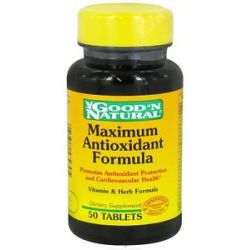 Good 'N Natural Maximum Antioxidant Formula 50 Tablets