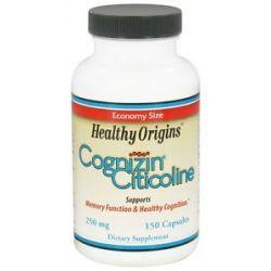 Healthy Origins Cognizin Citicoline 250 MG 150 Capsules
