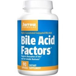 JARROW Formulas Bile Acid Factors 333 MG 90 Capsules 790011240020