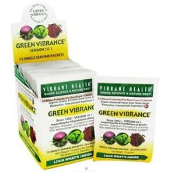 Vibrant Health Green Vibrance Version 14 0 15 Packet S