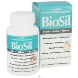 Natural Factors Biosil CH OSA Advanced Collagen Generator 5 MG 60