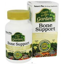 Nature's Plus Source of Life Garden Bone Support with Algaecal 120