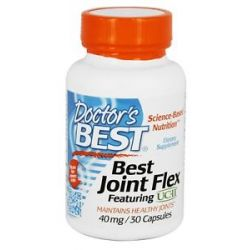 Doctor's Best Best Joint Flex Featuring UC II 40 MG 30 Capsules