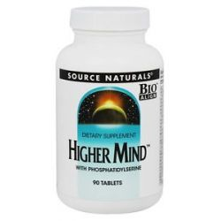 Source Naturals Higher Mind with Phosphatidylserine 90 Tablets