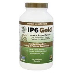IP 6 International Inc Dr Shamsuddin's Original IP6 Gold Immune Support