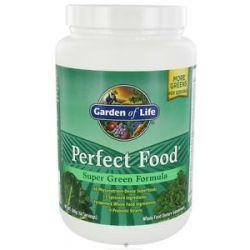 Garden of Life Perfect Food Super Green Formula Powder 21 16 Oz