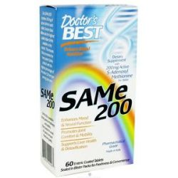 Doctor's Best Same Pharmaceutical Grade 200 MG 60 Enteric Coated Tablets