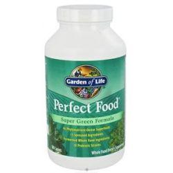 Garden of Life Perfect Food Super Green Formula 300 Vegetarian Caplet S