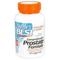 Doctor's Best Comprehensive Prostate Formula 120 Vegetarian Capsules