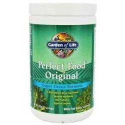 Garden of Life Perfect Food Original Super Green Formula Powder 10 58 Oz