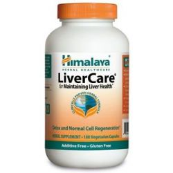 Himalaya Herbal Healthcare Livercare for Maintaining Liver Health 180