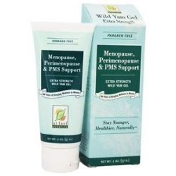At Last Naturals Wild Yam Gel Extra Strength Menopause Support 2 Oz 366106142410