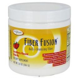 Enzymatic Therapy Fiber Fusion Daily Cleansing Fiber Incrediberry Flavored 5