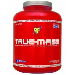 BSN True Mass Lean Mass Gainer Chocolate 5 75 Lbs 834266006700