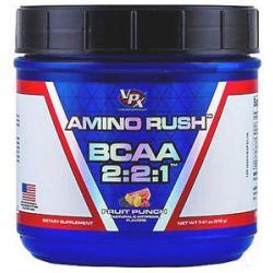 VPX Amino Rush BCAA 2 2 1 Fruit Punch 8 Oz