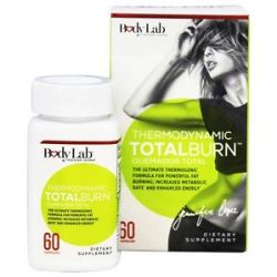 Bodylab Thermodynamic Total Burn 60 Capsules