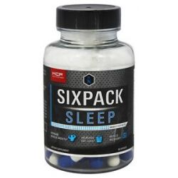 Mike Chang Fitness Sixpack Sleep 60 Capsules
