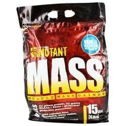 Mutant Mass Muscle Mass Gainer Vanilla Ice Cream 15 Lbs