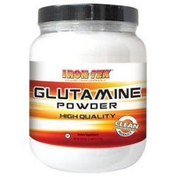 Iron Tek Essential Glutamine Monohydrate Powder 2 4 Lbs