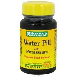 Good 'N Natural Water Pill Natural Diuretic 100 Caplets