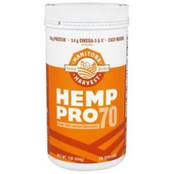 Manitoba Harvest Hemp Pro 70 1 Lb