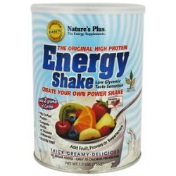 Nature's Plus Energy Shake 1 7 Lbs