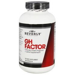 Beverly International Growth Hormone Factor 180 Capsules