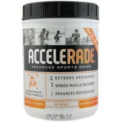 Endurox Accelerade Advanced Sports Drink Orange 2 06 Lbs