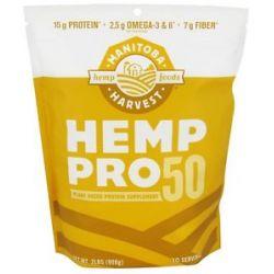 Manitoba Harvest Hemp Pro 50 2 Lbs